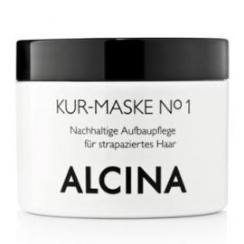 ALCINA KUR MASKE No. 1 atkuriamoji kaukė dažytiems plaukams