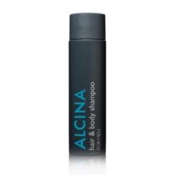 ALCINA FOR MEN HAIR & BODY SHAMPOO vyriškas plaukų ir kūno šampūnas