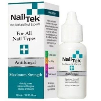 Nail-Tek Anti-Fungal nuo grybelio (aliejus atsilupusioms odelėms dovanų)