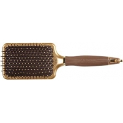 OLIVIA GARDEN NANO THERMIC STYLER PADDLE BRUSH šepetys