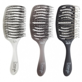 OLIVIA GARDEN KIDNEY BRUSH CARE & STYLE šepetys