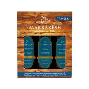 Marrakesh vyriškas kelioninis rinkinys