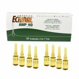 Ecrinal ampulės nuo plaukų slinkimo (su ANP)