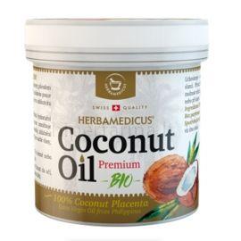 Herbamedicus Coconut Oil Premium Bio ekologiškas kokosų aliejus