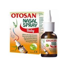Otosan Baby Nasal Spray nosies purškalas vaikams (su natūraliais augaliniais ekstraktais ir eteriniais aliejais)