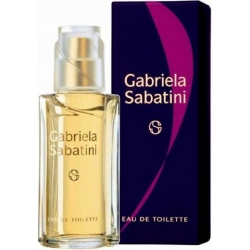 Gabriela Sabatini EDT tualetinis vanduo moterims