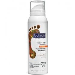 Footlogix putos prakaituojančioms pėdoms