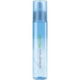 Apsauginė plaukų priežiūros priemonė suteikianti žvilgesį SEBASTIAN Trilliant 150ml