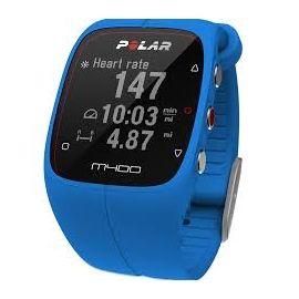 Polar M400 laikrodis su H7 širdies ritmo sensoriumi