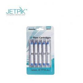 Burnos irigatoriaus JETPIK dantų siūlo kasetė N10