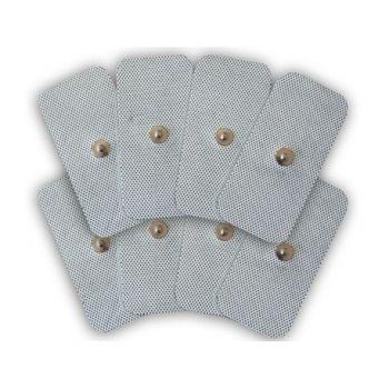 Hydas limpantys elektrodų padukai TENS elektrostimuliatoriui (8 vnt.)