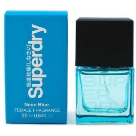 Superdry Neon Blue EDC odekolonas moterims