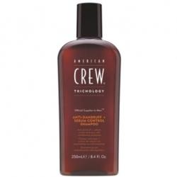 American Crew Anti-Dandruff+Sebum Control šampūnas