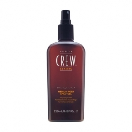 American Crew Medium Hold Spray Gel purškiama želė