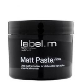 Label.M Matt Paste matinė modeliavimo plaukų pasta