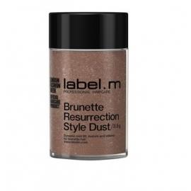 Label.M Brunette Resurrection Style apimties suteikiančios dulkės