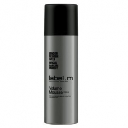 Label.M Volume Mousse apimties suteikiančios plaukų putos