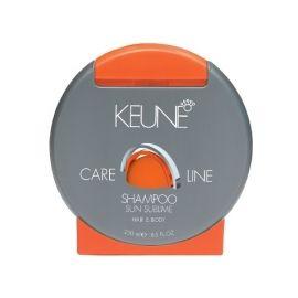 Keune Care Line Sun Sublime šampūnas plaukų ir kūno drėkinimui