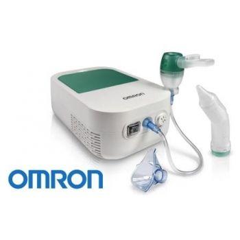Omron C301 DuoBaby 2in1 kompresorinis inhaliatorius su nosies aspiratoriumi