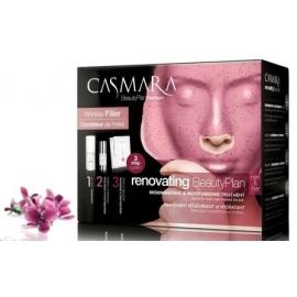 Casmara Renovating Beauty Plan veido kaukių rinkinys