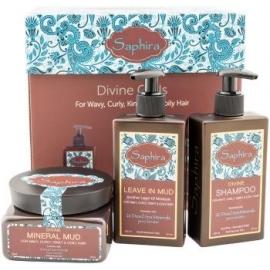 Saphira Holiday Gift Set Divine plaukų priežiūros priemonių rinkinys