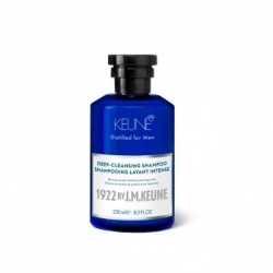 Keune Men 1922 Deep-Cleansing Shampoo šampūnas