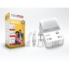 ROSSMAX NK1000 3 in1 inhaliatorius trys viename