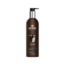 Angel Black for Men Hair & Body Wash vyriškas prausiklis plaukams ir kūnui