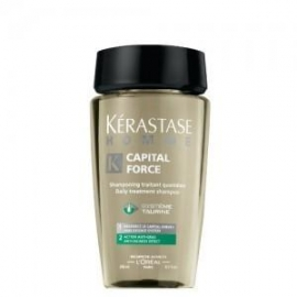 Kerastase HOMME BAIN CAPITAL FORCE šampūnas