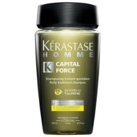 Kerastase HOMME CAPITAL FORCE TAURINE šampūnas