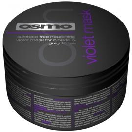 Geltonumą neutralizuojanti kaukė Osmo Silverising Violet Mask OS064088, 100 ml