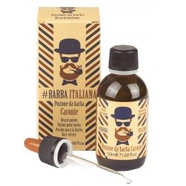 Barzdos plaukų augimą skatinanti priemonė Barba Italiana Beard Potion Caronte, BI777, 50 ml