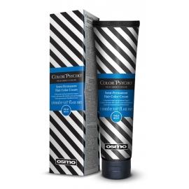 Pusiau ilgalaikiai plaukų dažai Osmo Wild Blue OS063106, mėlyni, 150 ml