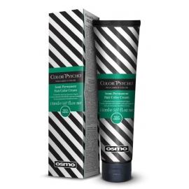 Pusiau ilgalaikiai plaukų dažai Osmo Color Psycho Wild Green OS063108, žali, 150 ml