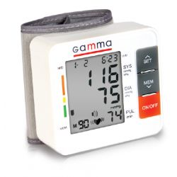 Gamma Active riešinis kraujospūdžio matuoklis