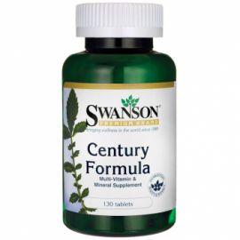 Swanson Premium Brand maisto papildas super multivitaminų ir mineralų kompleksas su geležim N130