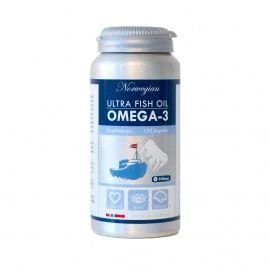 Norwegian Pharma Ultra Fish Oil Omega-3