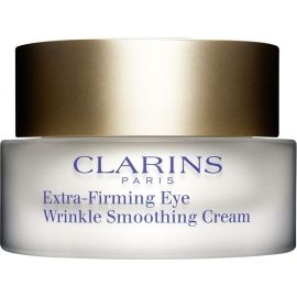 Clarins Extra Firming Eye Wrinkle Smoothing Cream paakių kremas