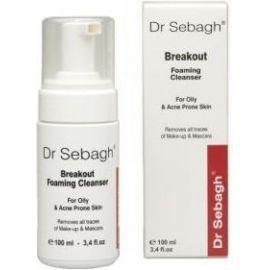 DR SEBAGH Breakout Foaming Cleanser prausiklis