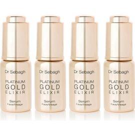 DR SEBAGH Platinum Gold Elixir Serum veido serumas