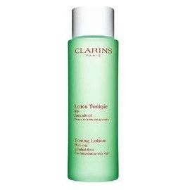 Clarins Toning Lotion With Iris veido tonikas