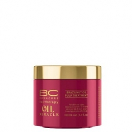 Schwarzkopf Oil Miracle Brazil Nut Oil Mask kaukė