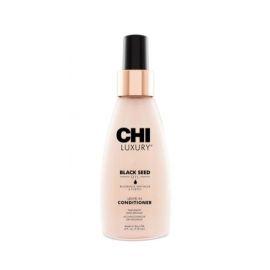 CHI Kardashian nenuskalaujamas purškiamas kondicionierius su juodųjų kmynų aliejumi besiveliantiems plaukams