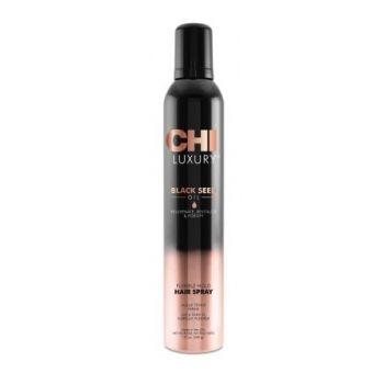 CHI Kardashian apimtį didinantis lakas plaukams su juodųjų kmynų aliejumi