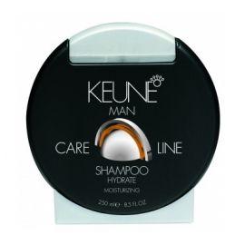 Keune Care Line HYDRATE drėkinantis plaukų šampūnas vyrams (plaukams ir kūnui)