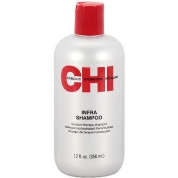 CHI Infra Moisture Therapy šampūnas dažytiems plaukams