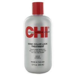 CHI Infra Ionic Color Lock Treatment priemonė plaukų spalvai užtvirtinti