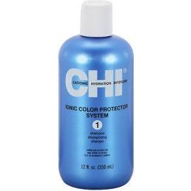 CHI Ionic Color Protector šampūnas dažytiems plaukams