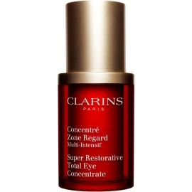 Clarins Super Restorative Total Eye Concentrate paakių kremas