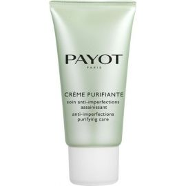 Payot Pate Grise Creme Purifiante Anti-Deficiency Cleansing Care antibakterinis veido kremas